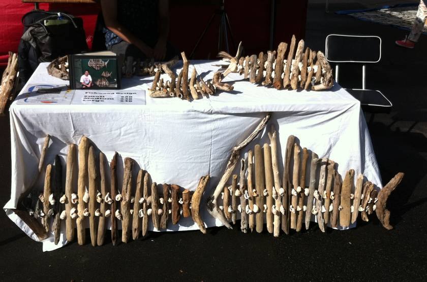 Driftwood fish - Large