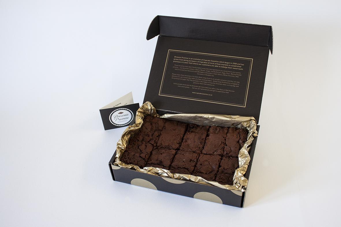 Chocolate Gift Box Flipkart : Chocolate brownies gift box felt