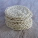Cotton Crochet Makeup Remover Pads