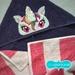 Pink Unicorn Hooded Towel
