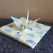 15 Origami Crane Pastel Small Special