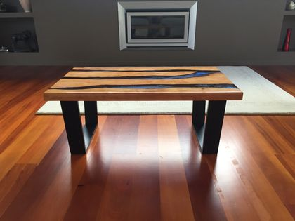 Coffee Table - River Table