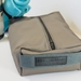 Charlie toiletry/shoe bag, leather