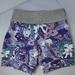 Cuff Shorts Purple Unicorn, Girl Print Size 4/5 YEARS
