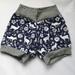 Comfy Summer Knit Shorts woodlands print size 9-12months SALE