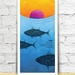 Tuna limited edition print – New Zealand native fish series