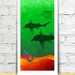 Makorepe limited edition print – New Zealand native fish series