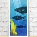 Hapuka limited edition print – New Zealand native fish series