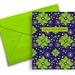 Congratulations – A6 Greeting Card, NZ Flora and Fauna