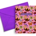 Happy Birthday – A6 Greeting Card, NZ Flora and Fauna