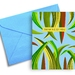 Thinking of you – A6 Greeting Card, NZ Flora and Fauna