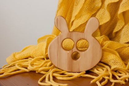 Wooden Teether - Max