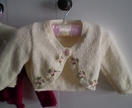 Rosey Posey Ballerina Style Cardy