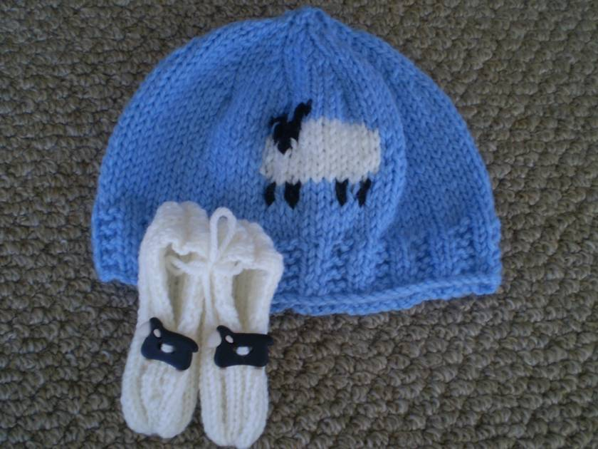 Little Bo Peep Sheep Set