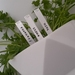 Hand Stamped Herb Markers x3