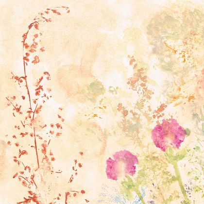 Fragrant Garden botanical fine art print