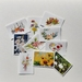 Gift Pack of 10 Assorted Contemporary Floral Cards