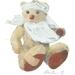 Art Print Curly The Teddy Bear Get Well