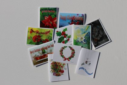 Gift Pack of 10 Assorted Christmas Cards