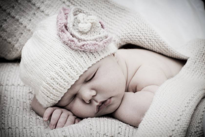 Vintage Flower Hat - Baby Cakes by Little Cupcakes