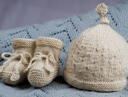 Baby Booties Knitting Patterns Nz