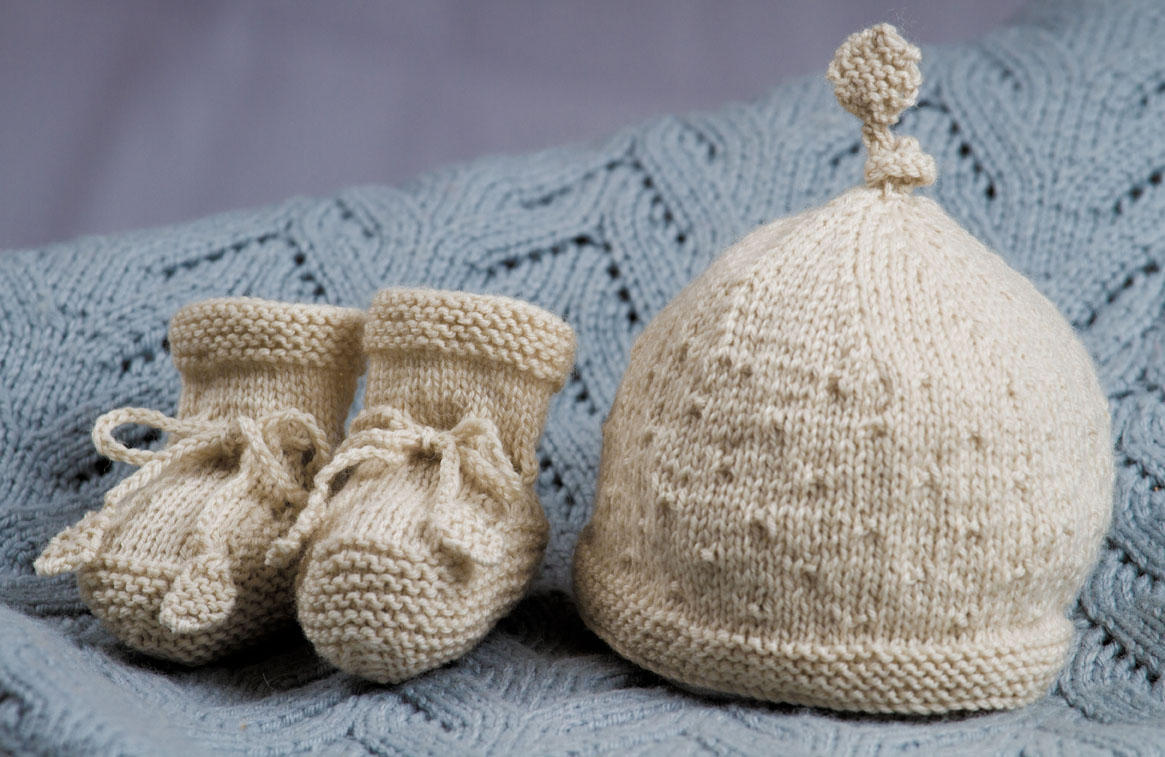 Knitting Patterns For Babies Nz : Booties Knitting Pattern Nz