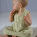 Evangeline Dress - Baby Cakes by Little Cupcakes - Bc38