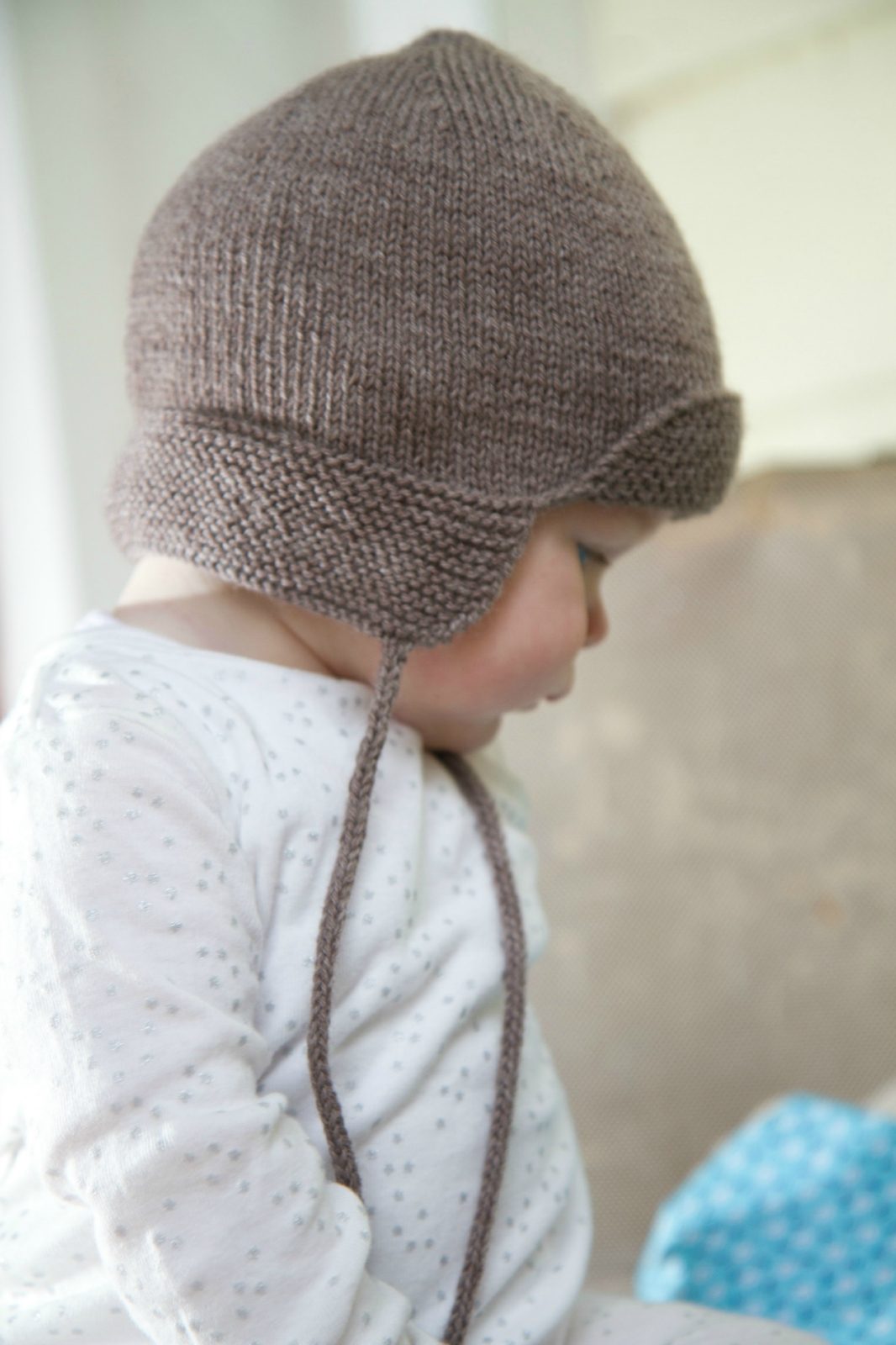 4ply Baby Hunter Hat - Baby Cakes by Little Cupcakes - Bc47 | Felt