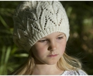 Juliet Hat - Little Cupcakes Knitting Pattern by lisaFdesign
