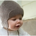 4ply Baby Hunter Hat - Baby Cakes by lisaFdesign - Bc47