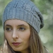 Sienna Slouchy Hat - Honey Cakes by lisaFdesign