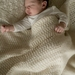Morning Mist Baby Blanket Pattern - Baby Cakes by lisaFdesign - Bc59