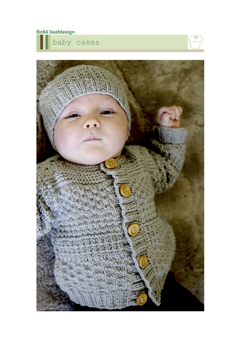 Austin Cardi and Beanie - Baby Cakes by lisaFdesign