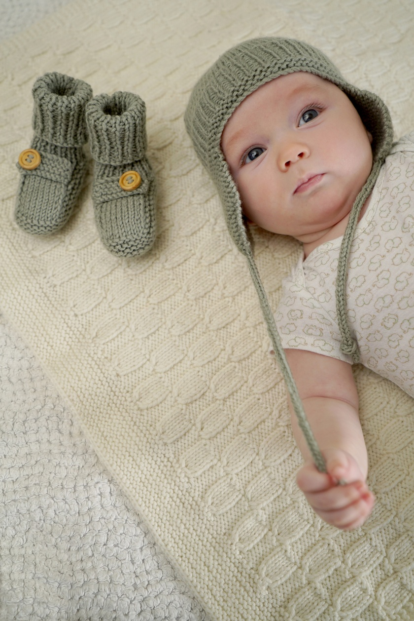 Brayden Hat and Boots - Baby Cakes by lisaFdesign - Bc69