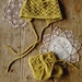 Bc79 Princess Gabriella Bonnet and Booties