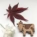 Farmyard Friends - Cow Pin