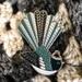 Piwakawaka - Fantail Enamel Pin