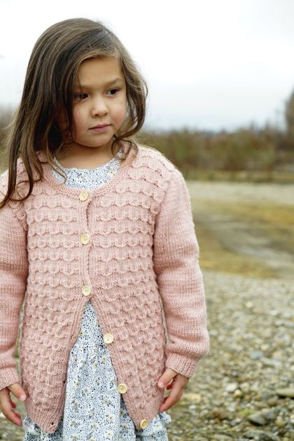 Harmony Cardigan - Little Cupcakes by lisaFdesign