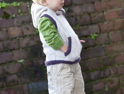 Sugar Baby Vest Pattern - Little Cupcakes by lisaFdesign