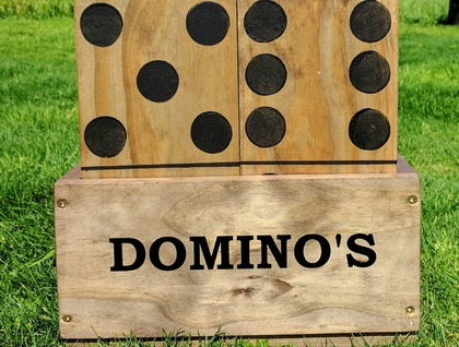 Giant Lawn Dominos