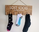 Lost Sock Sign - Laundry Sign