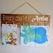 Child artwork display holder