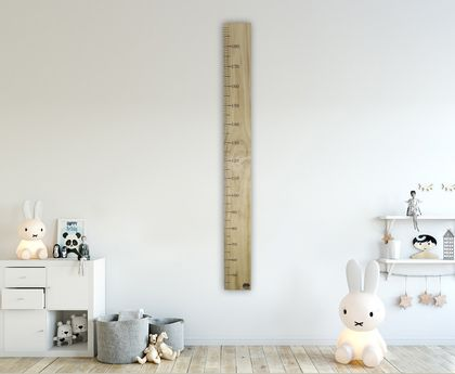 Wooden Height Chart - Personalised