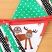 Forest Friends Bunting