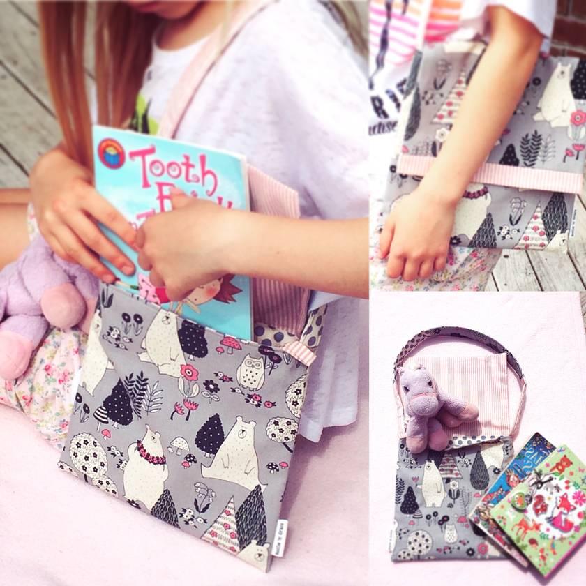 Soooo cute girls shoulder bag -