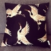 SERENE CRANES - Cushion Cover