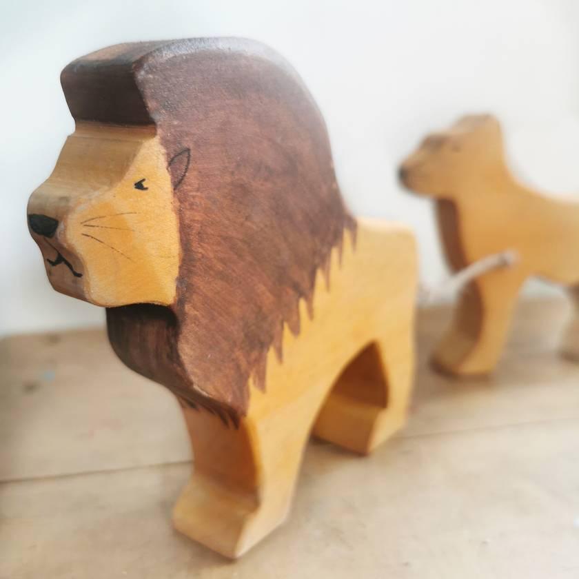 Lion | Pair
