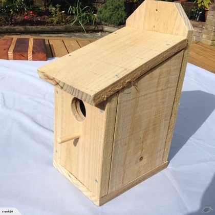 Sparrow Bird Nesting Box - Free Shipping Within NZ