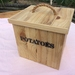 Potato Box-300mm high by300mm by 300mm- Free Shipping within NZ