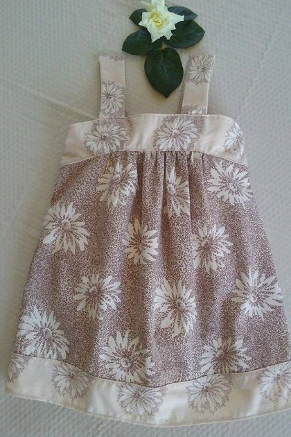 Daisy Play Dress